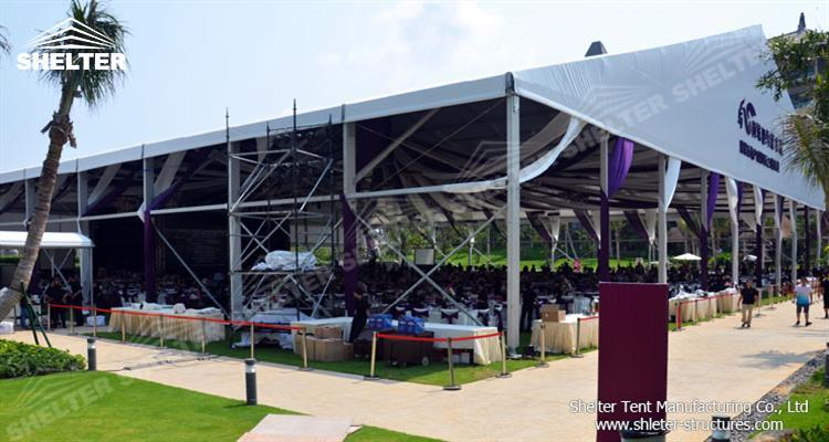Large Wedding Tent