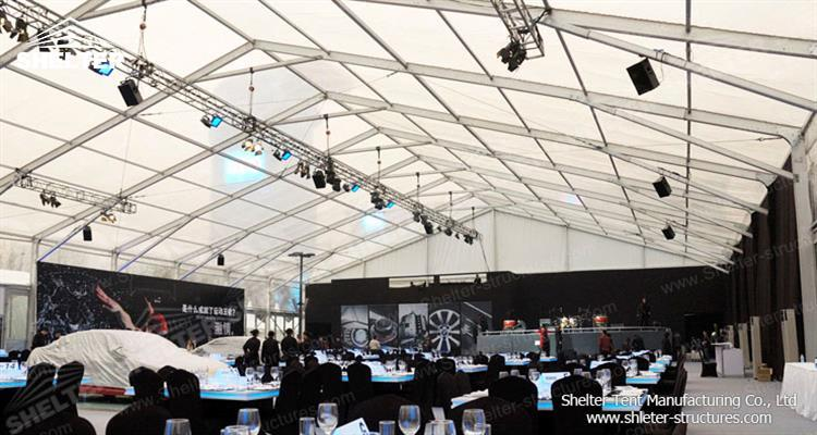 inner event tent
