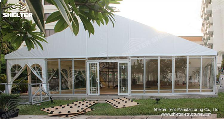 tent for weddings