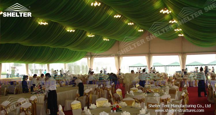 royal wedding tent